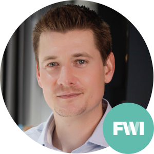 Chris Keefe   VP of Product   F  our Winds Interactive    Product Vision: Where We're Headed    How to Optimize Your Workplace