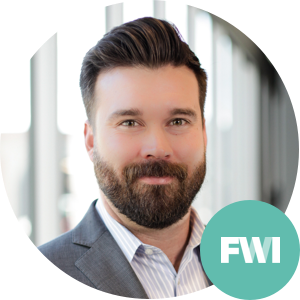 JOE HEDDY    Account Executive   Four Winds Interactive    Industry Focus Group: Corporate