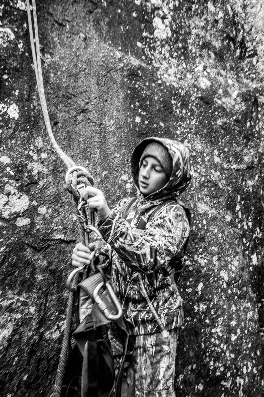 4-22-17 Rock Climbing black & white-2.jpg