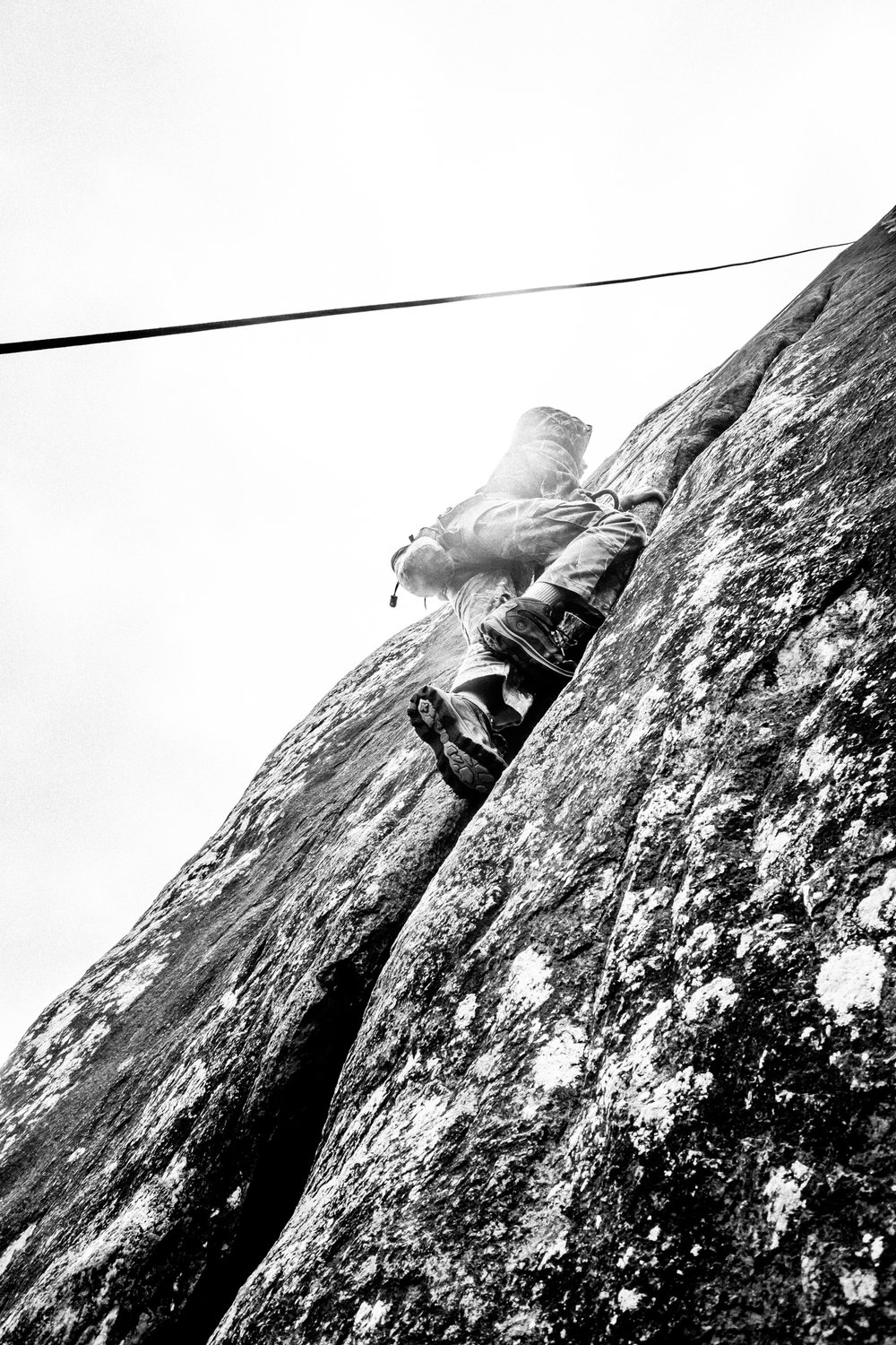 4-22-17 Rock Climbing black & white-16.jpg