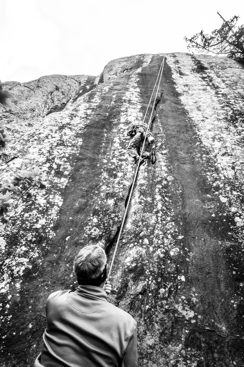 4-22-17 Rock Climbing black & white-17.jpg