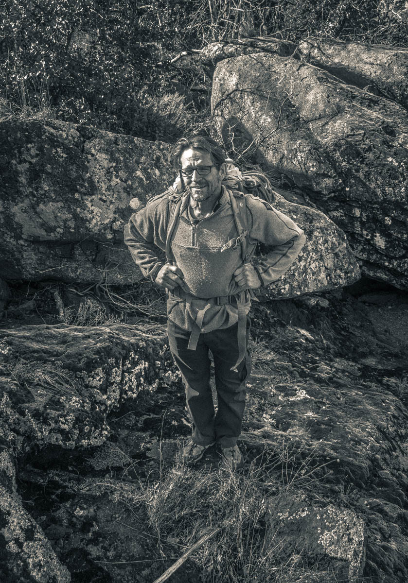 Rock Climber Tony Mayse