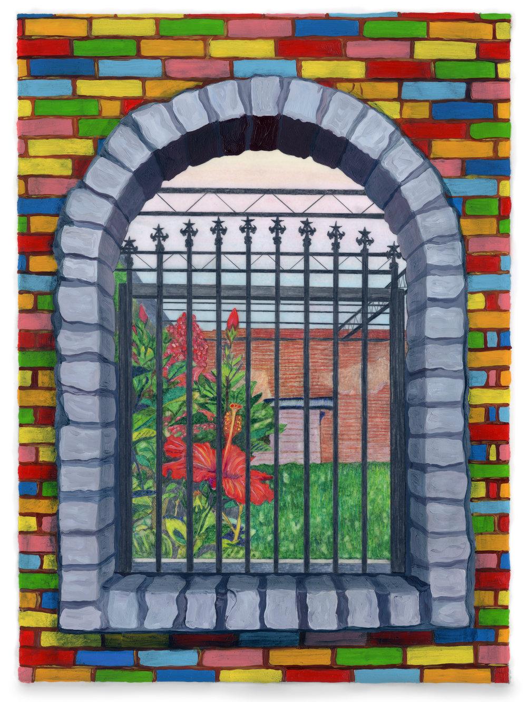 Bricks and Stones May Break (Lufkin/Window)