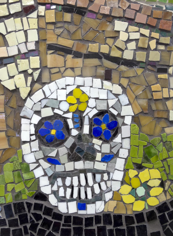 Historias Coloridas de México – BSI Mosaic (DETAIL)