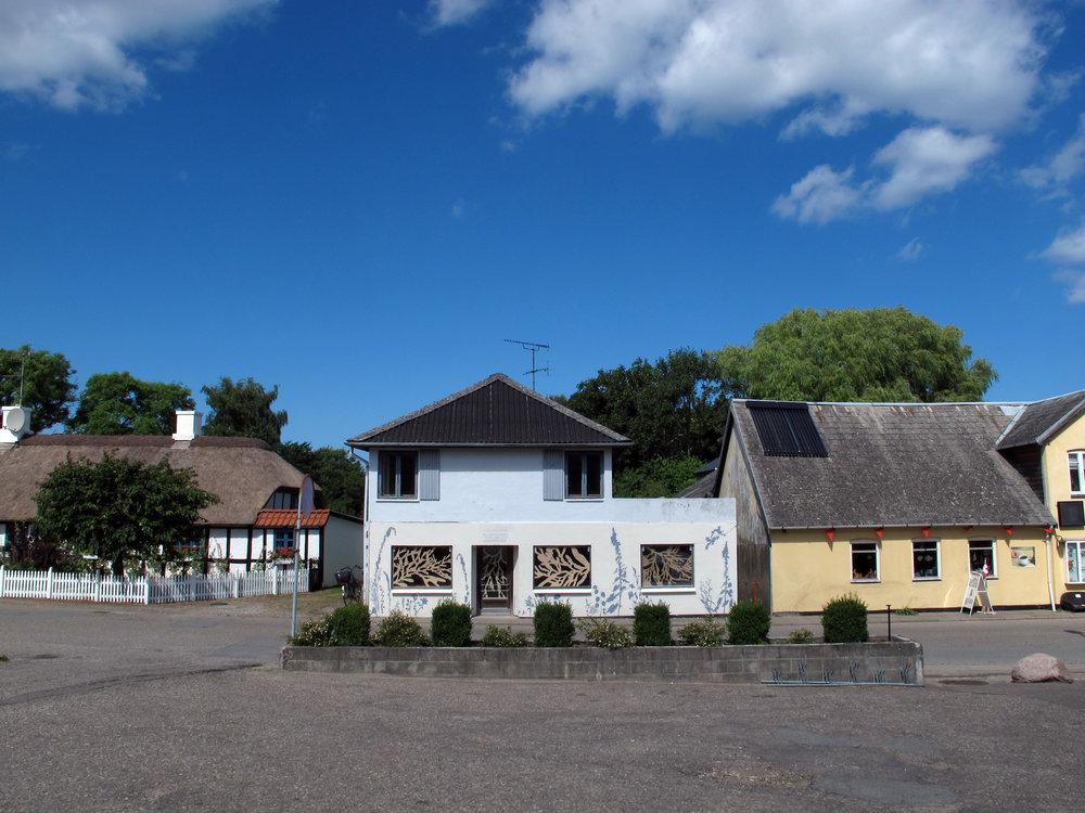 Flora i Fjellerup (EXTERIOR DETAIL)