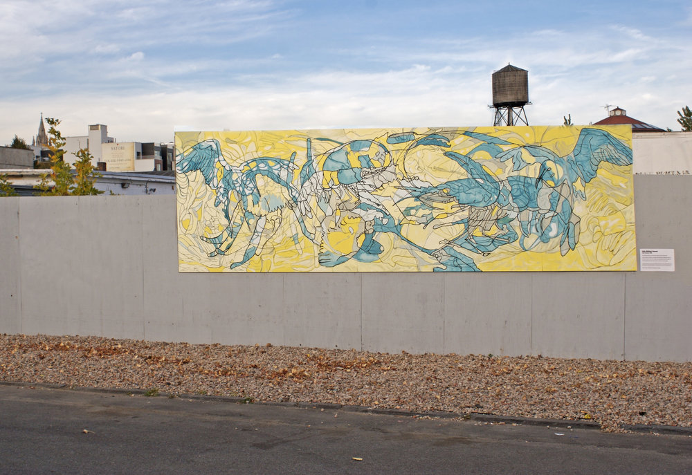 Gowanus Canal Species Mural