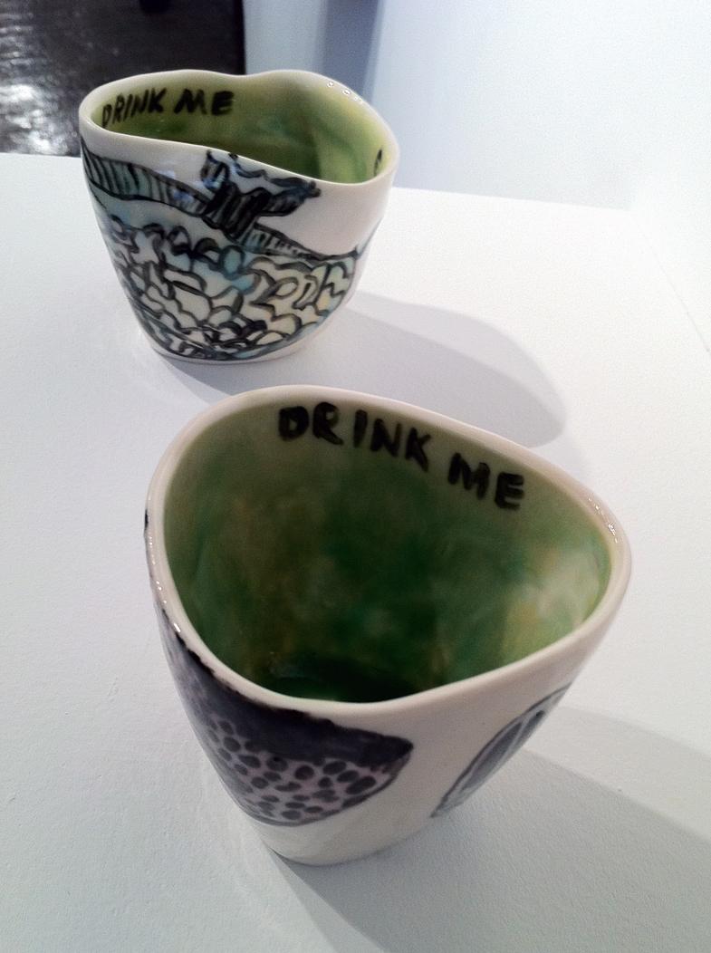 eat me, drink me