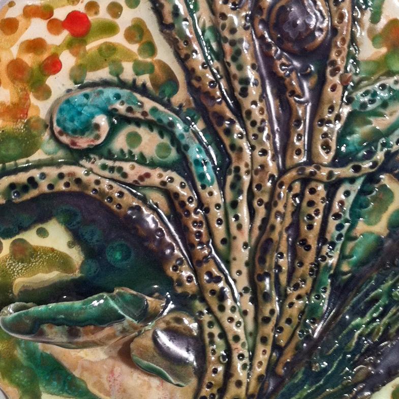 Carnivorous (Green) detail