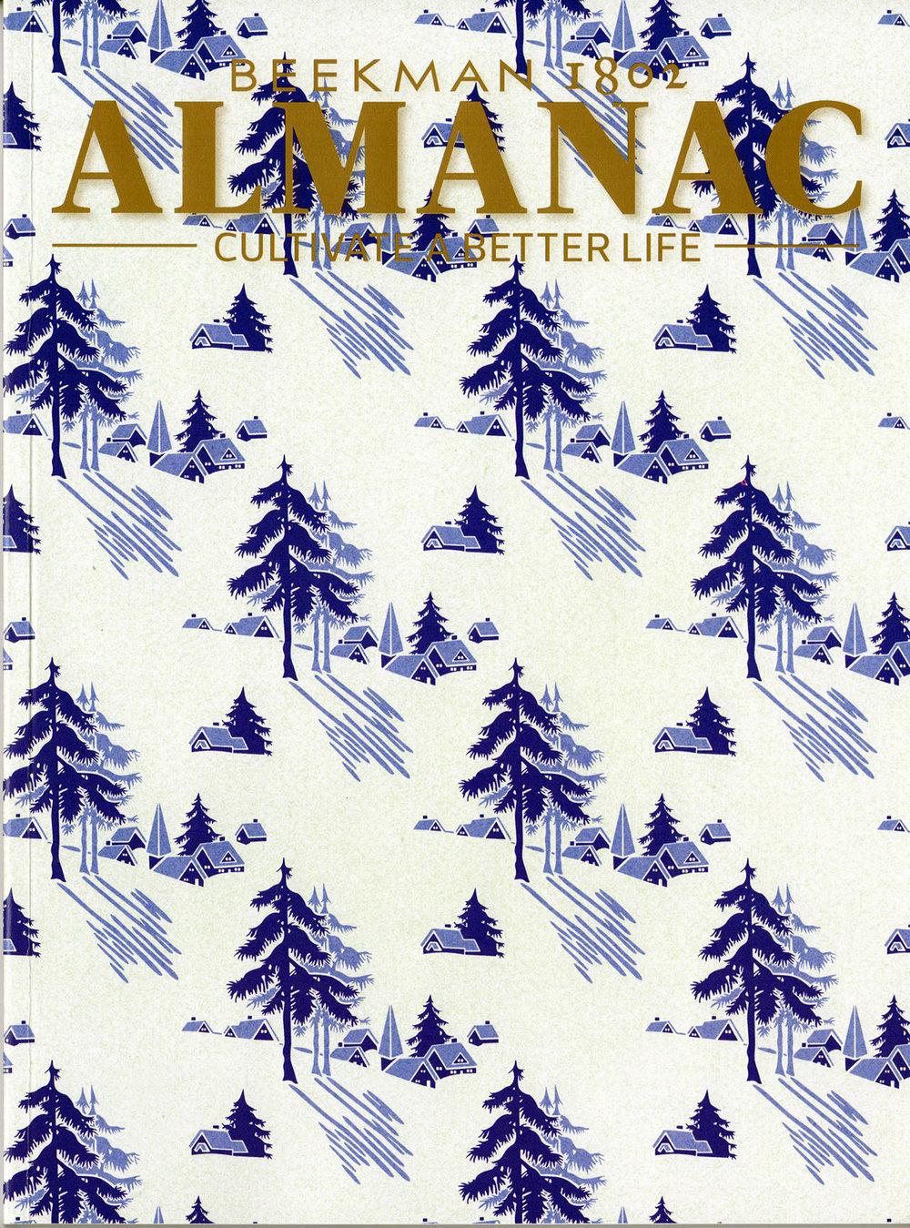 Beekman 1802 Almanac