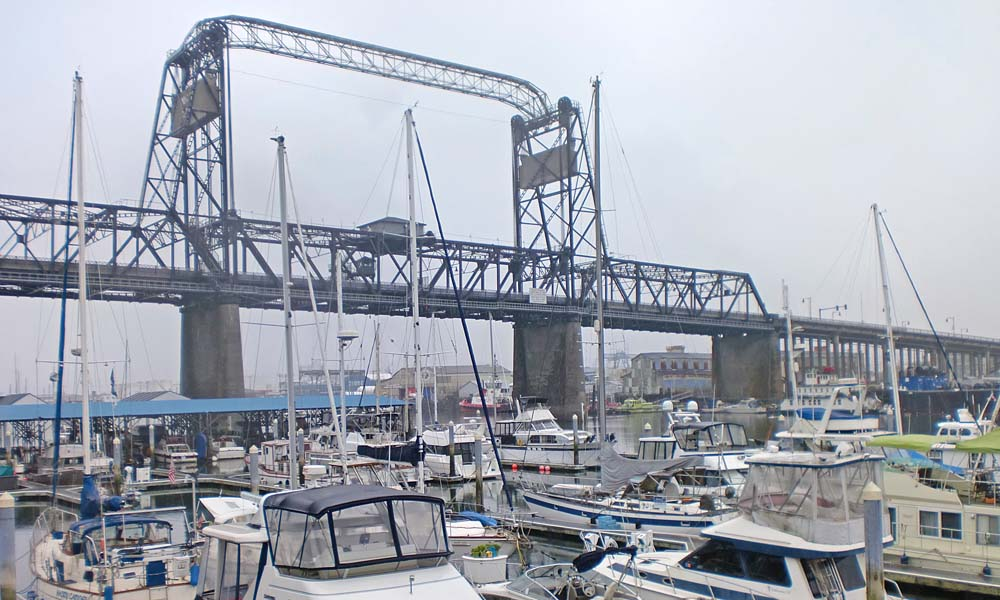 MURRAY MORGAN BRIDGE REHABILITATION , Tacoma, Washington  Owner : City of Tacoma  Client : PCL  Services : Civil and Structural Engineering