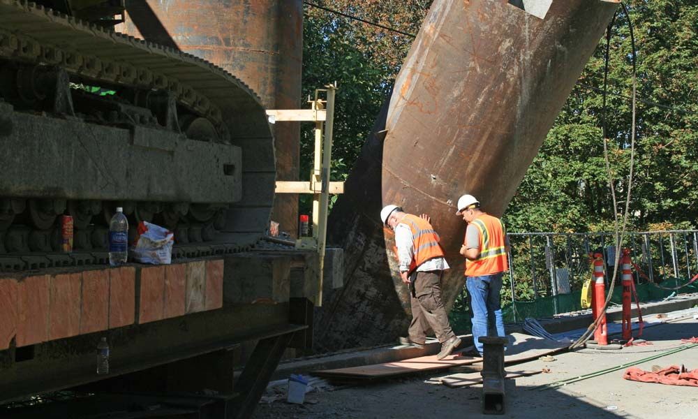 NORTH TWIN BRIDGE REHABILITATION , Des Moines, Washington  Owner/Client : City of Des Moines  Services : Construction Management