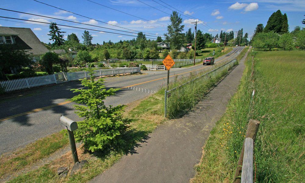 36TH STREET PEDESTRIAN SAFETY , Edgewood, Washington  Owner/Client : City of Edgewood  Services : Civil and Structural Engineering, Environmental Permitting
