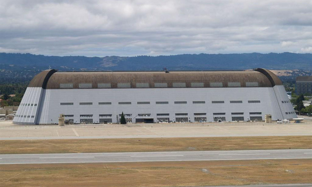 HANGAR 1 SEISMIC/WIND UPGRADE , Naval Air Station, California  Owner/Client : NAVFAC SW  Services : Structural Engineering