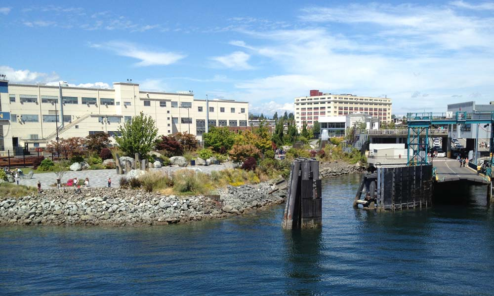 DOWNTOWN BREMERTON WATERFRONT , Bremerton, Washington  Owner/Client : City of Bremerton  Services : Civil and Structural Engineering, Environmental Permitting