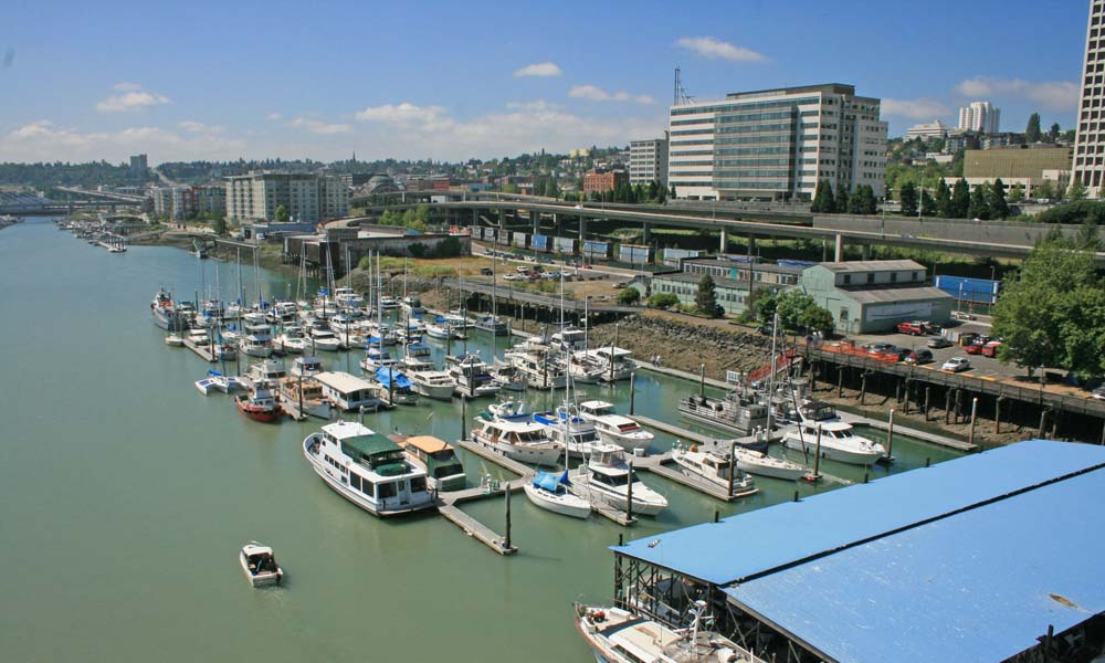 THEA FOSS WATERFRONT DEVELOPMENT , Tacoma, Washington  Owner/Client : City of Tacoma  Services : Civil and Structural Engineering, Environmental Permitting, Construction Management