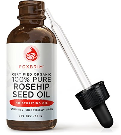 Foxbrim rose hip oil