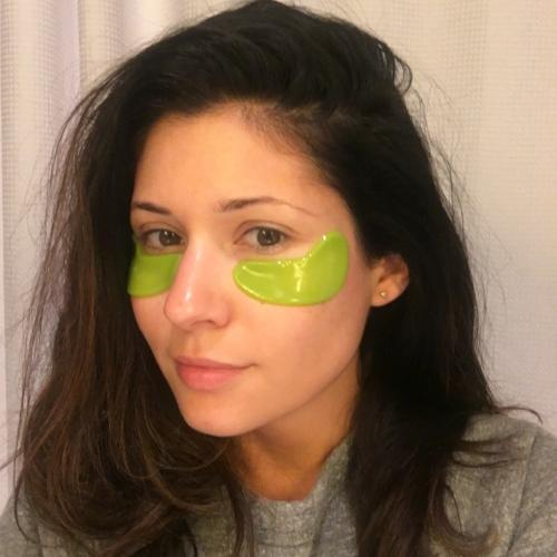 hyaluronic eye gels