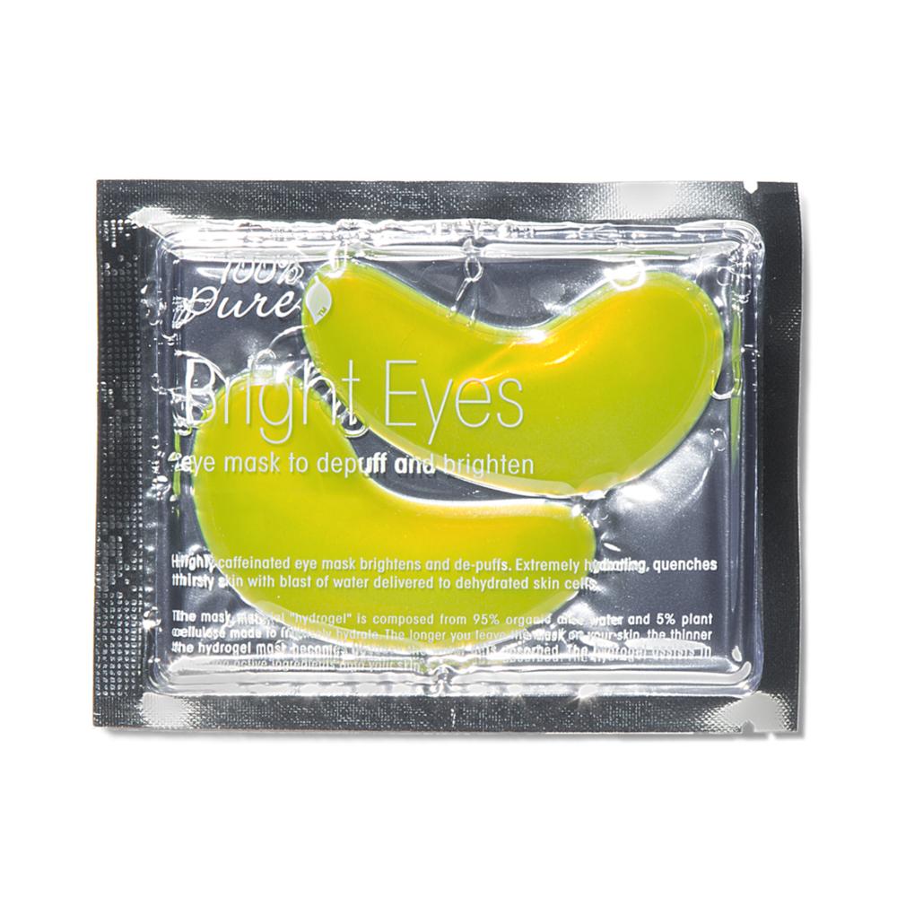 100% PURE Bright Eye Mask // $7 - Brightening, de-puffing, hydrating eye area