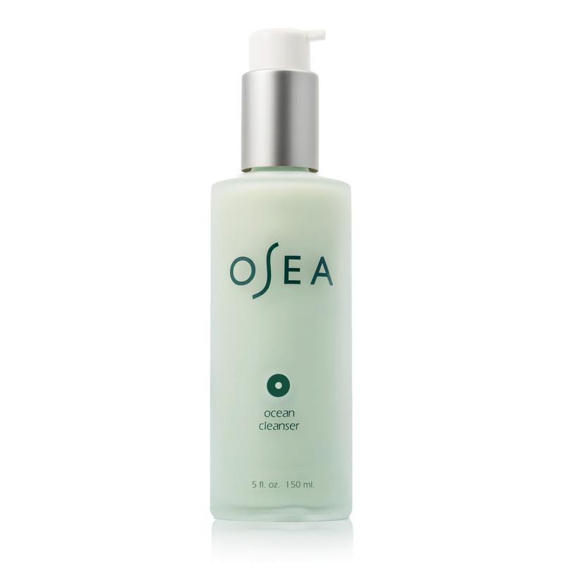 OSEA Ocean Cleanser // $44 - Skin Type: Normal / CombinationBalancing, Daily Seaweed Gel Cleanser