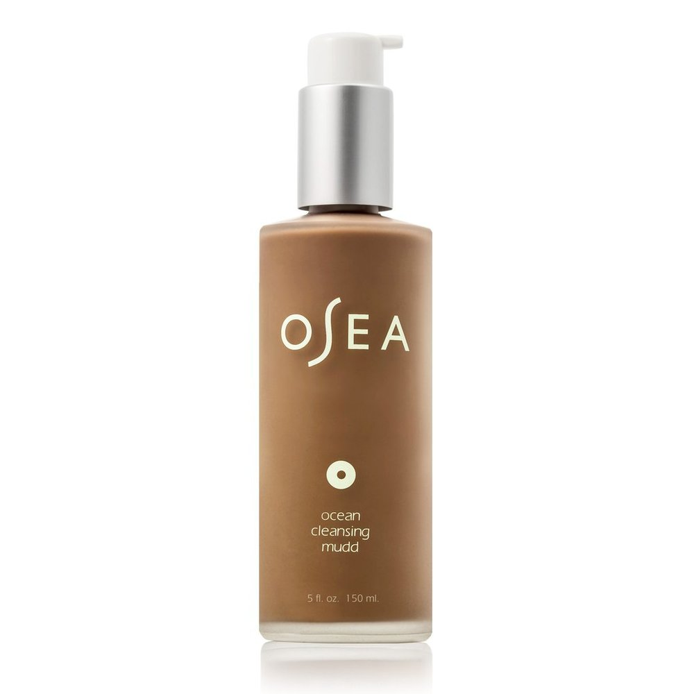 OSEA Ocean Cleansing Mud // $44 (oily,  acne prone)