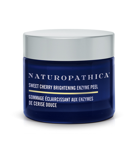 NATUROPATHICA Sweet Cherry Brightening Enzyme Peel // $56 (exfoliating enzyme for anti-aging, brightening, pigmented)