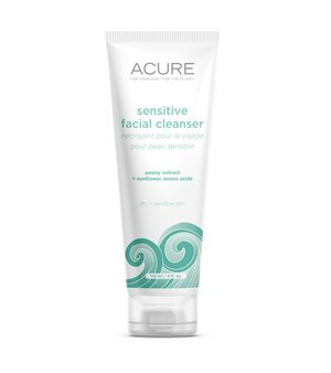 Acure Sensitive Facial Cleanser // $10