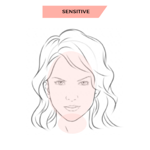 Sensitive Skin types