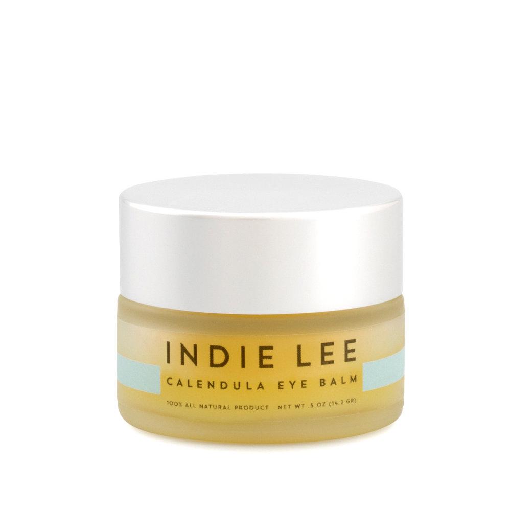 INDIE LEE Calendula Eye Balm // $42   (very moisturizing, dark circles, fine lines)