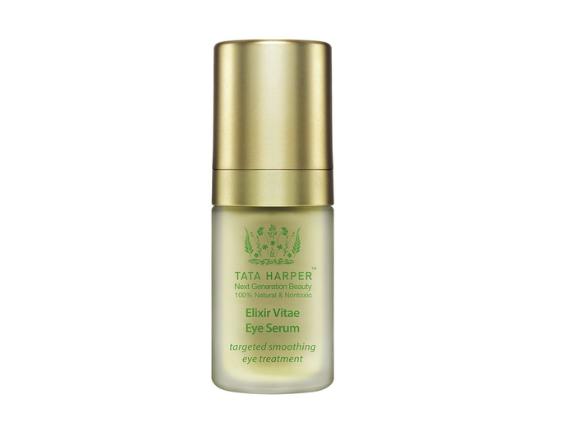 TATA HARPER Elixir VitaE Eye Serum // $265   (peptide eye cream for aging eyes)