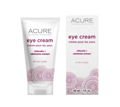 ACURE ORGANICS Eye Cream // $17   (hydrating)