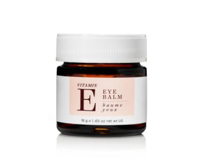 ONE LOVE ORGANICS Vitamin E Eye Balm // $49  (deeply moisturizing)