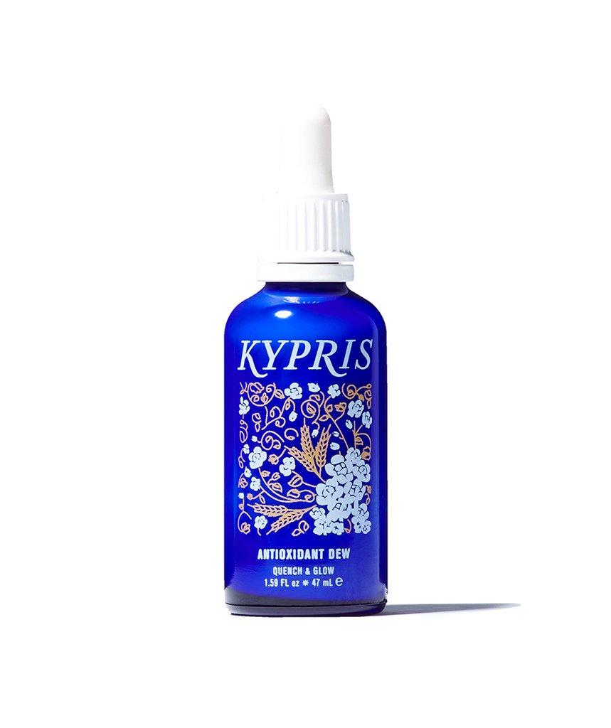 Kypris Antioxidant Dew// $72 - Good For: Most skin typesHydrating antioxidant serum, vitamin C, ferulic acid