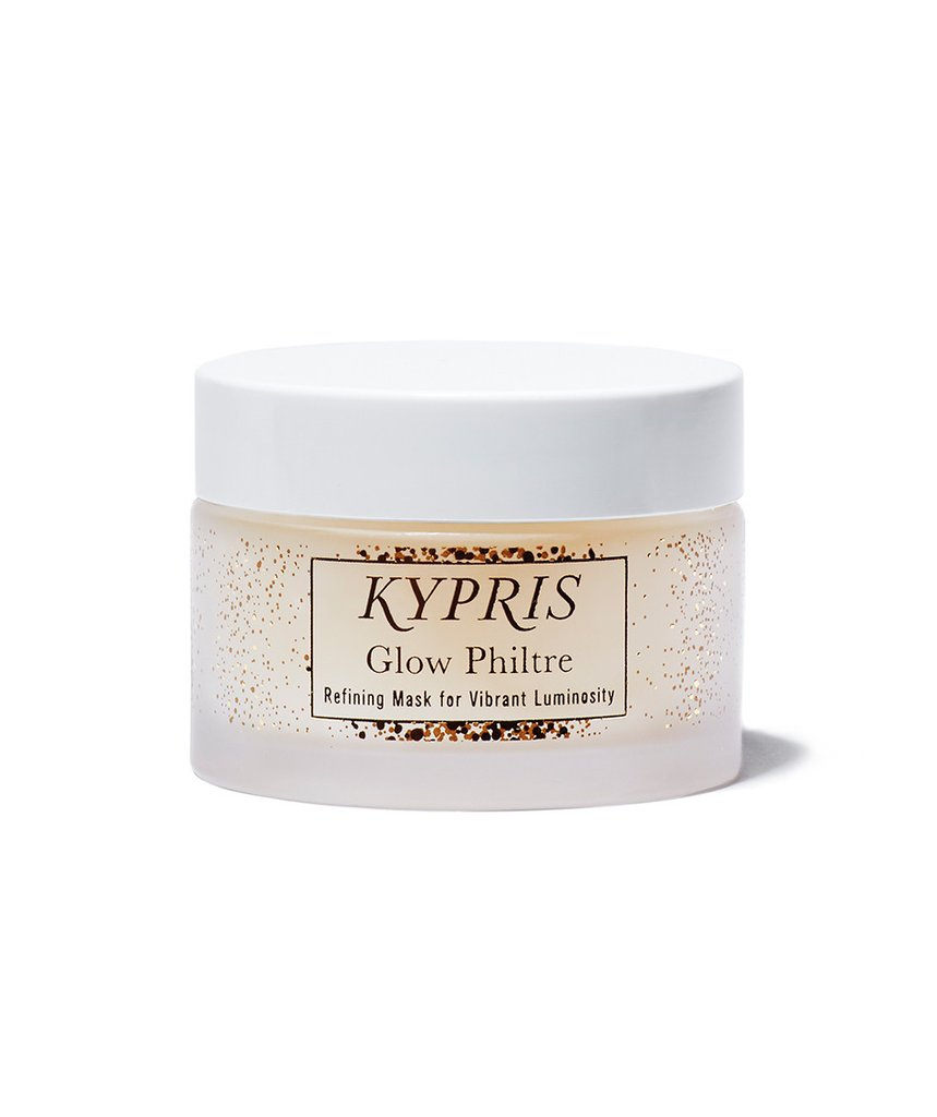 Kypris Glow Philtre // $88 - Good For: All skin types, especially dry/sensitiveA gentle enzymtic gel exfoliant
