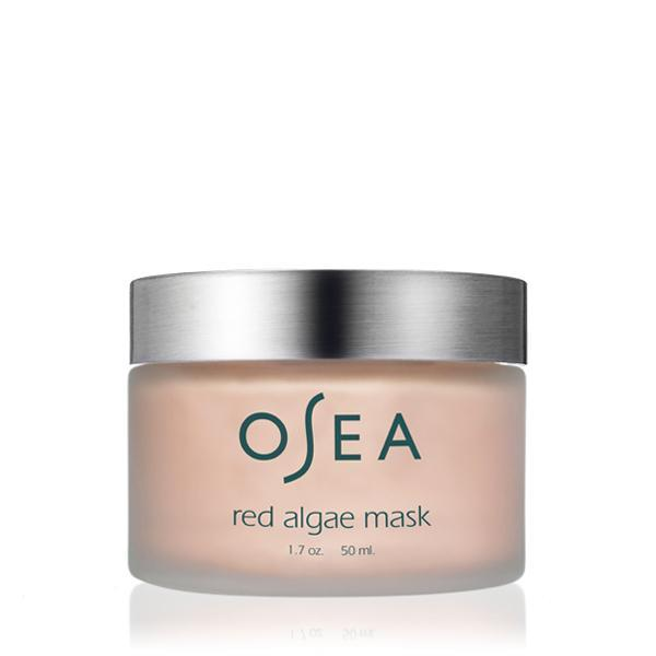 Osea Red Algae Mask//$48 - Good For: Normal, combination, blemish proneRefining Mask that Purifies & Decongests