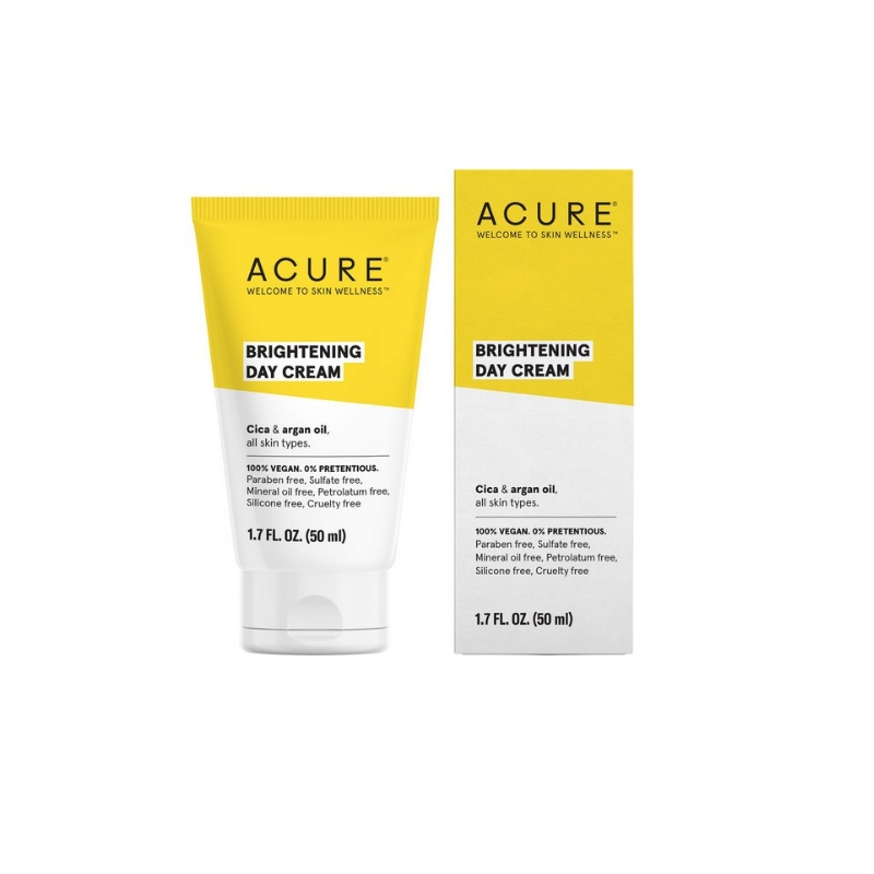Acure Brightening Day Cream// $18 - Good For: AllA nourishing an antioxidant rich day cream