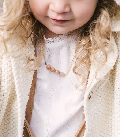 Sunstone Necklace , Cardigan -  Bohème Goods