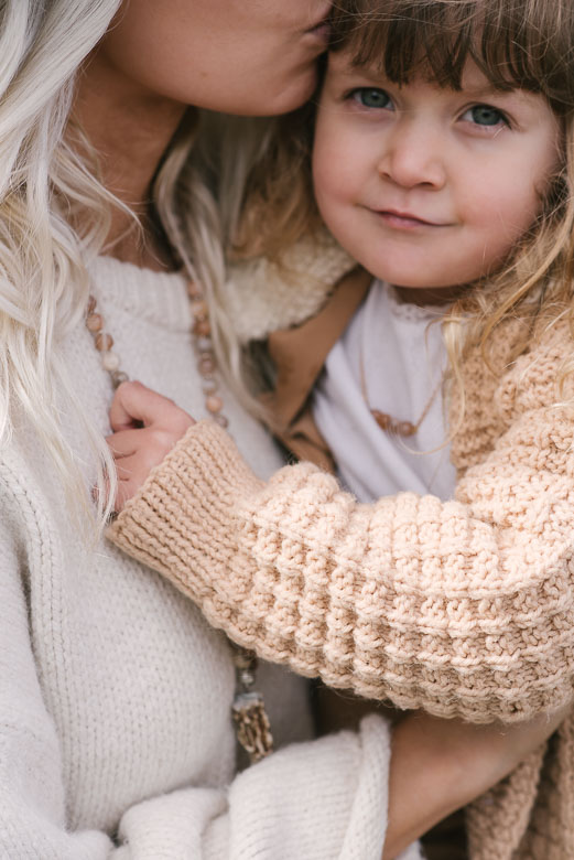 Children's Vintage Cardigan -  Bohème Goods