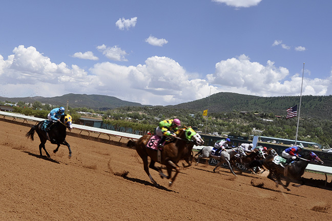 Ruidoso Downs Racing