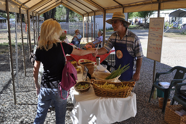 Capitan Farmers Market