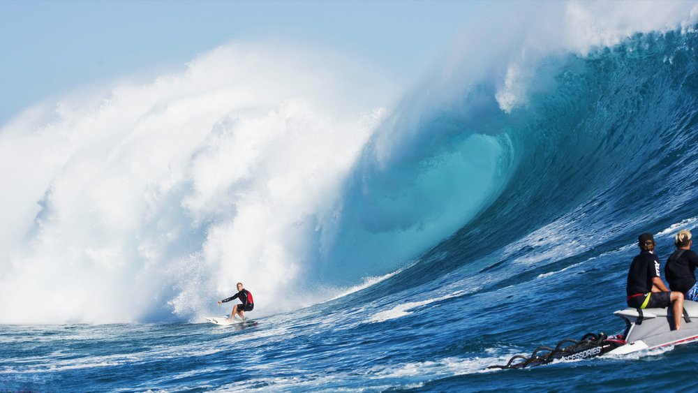 Nic Vaughan at Cloudbreak by Scott