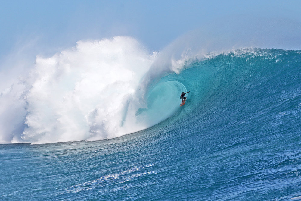 Dane Gudauskas at Cloudbreak by WSL