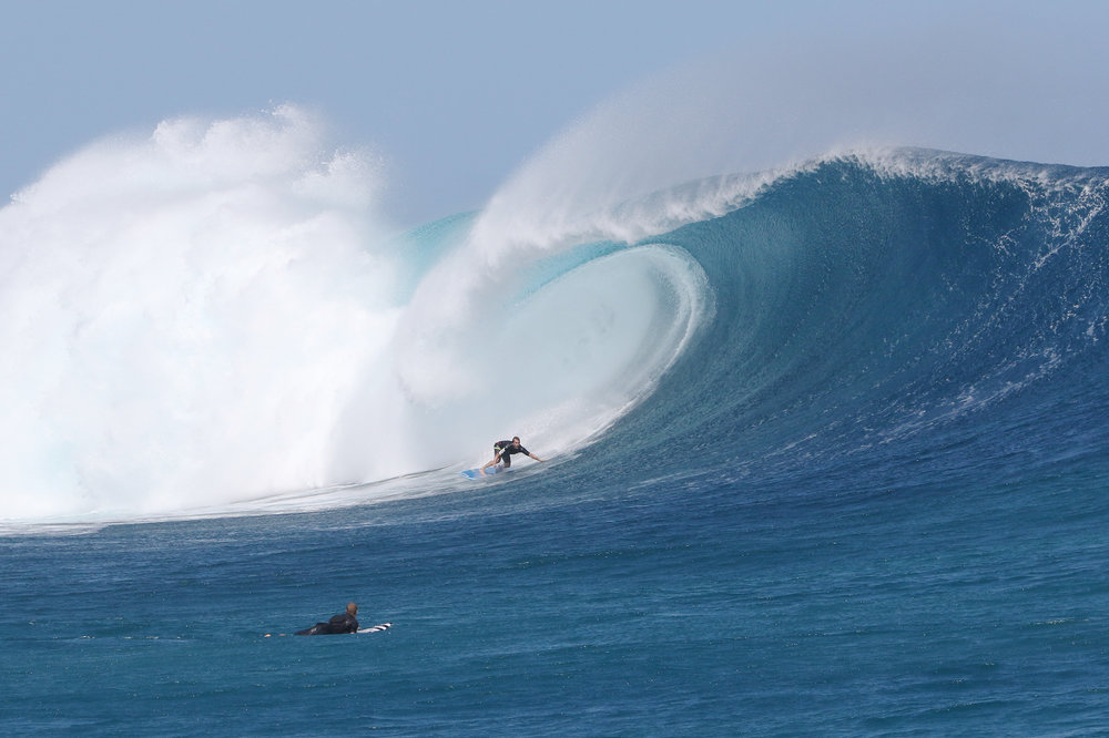Damien Hobgood at Cloudbreak by WSL