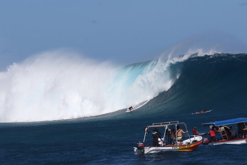 Sai Smiley at Cloudbreak by WSL