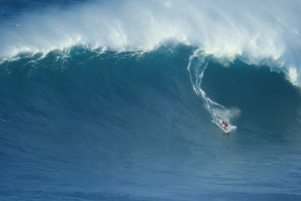 Kai Lenny at Jaws by Rodrigues B