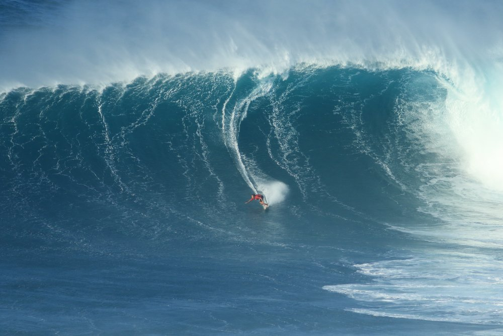 Kai Lenny at Jaws by Rodrigues A