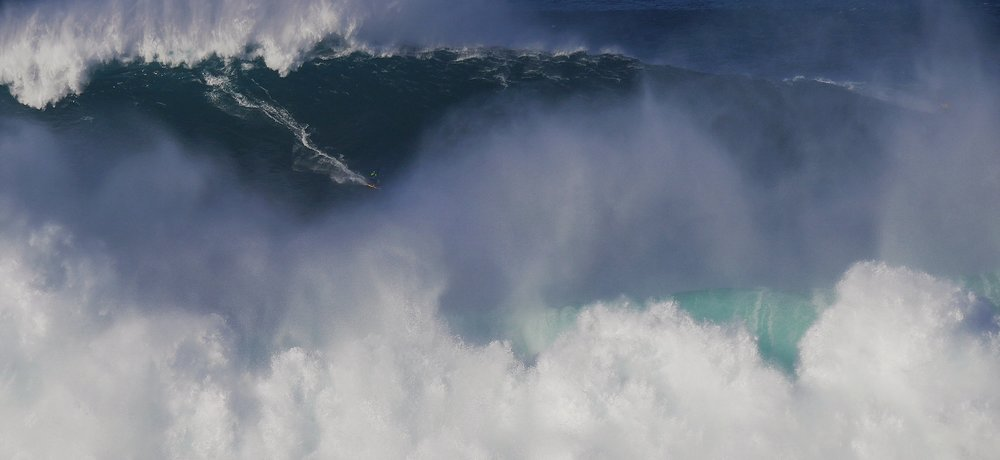 Lucas Chianca at Nazare by Esperanca