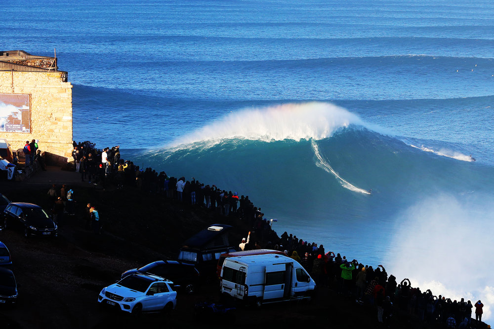 Sebastian Steudtner at Nazaré by Chaby