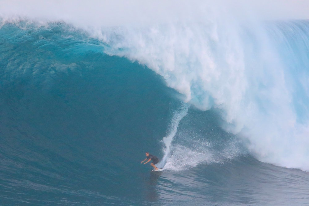 Trevor Carlson at Jaws by Dooma