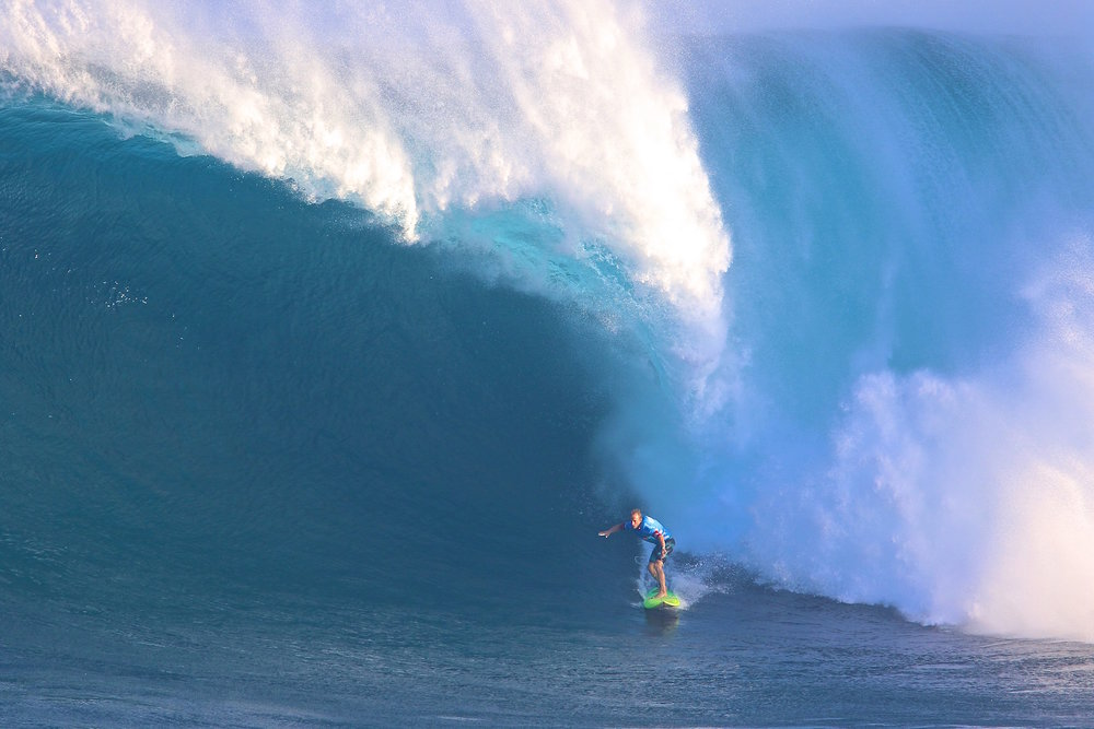 Josh Kerr at Jaws A by Dooma