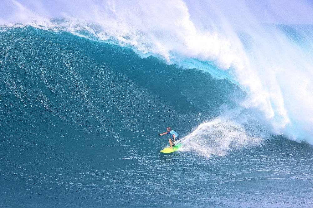 Josh Kerr at Jaws B by Dooma